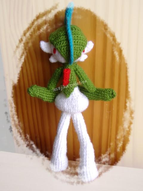 Gallade au crochet