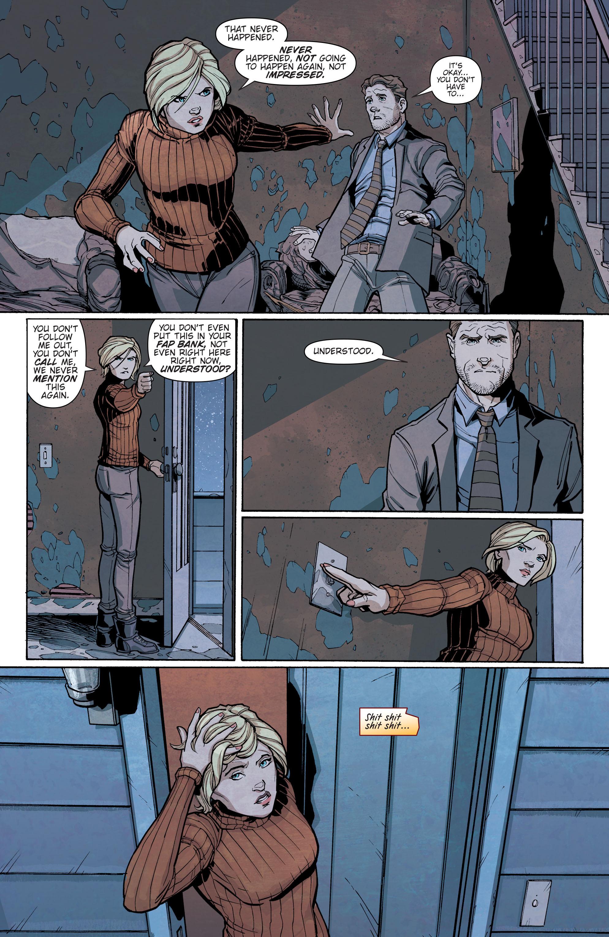 Read online Slash & Burn comic -  Issue #3 - 21