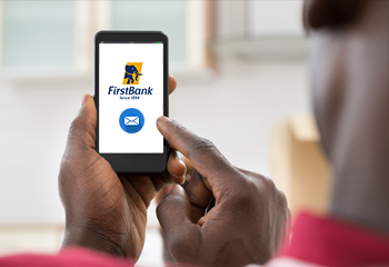 FIrst Alert- How to Get First Bank transaction on Email and Phone