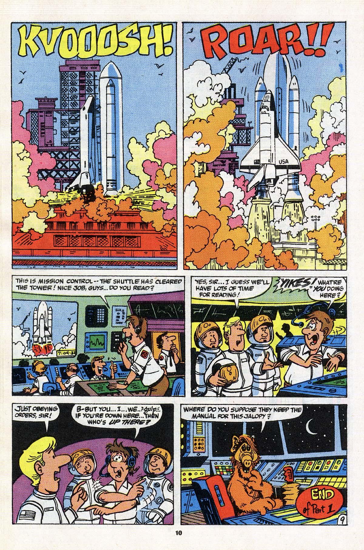 Read online ALF comic -  Issue # _Annual 3 - 10