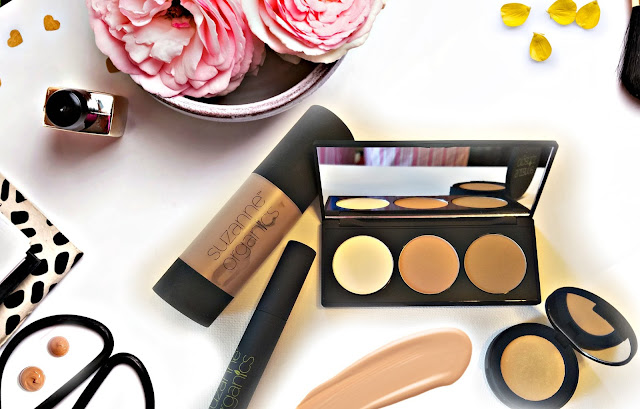 Suzanne Organics Makeup Collection by Barbies Beauty Bits