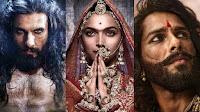 Padmavati  3rd Day  Box Office Collection