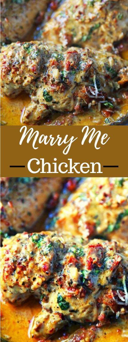 Marry Me Chicken