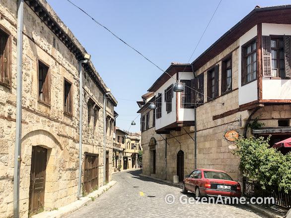Tarihi Tarsus evleri, Mersin