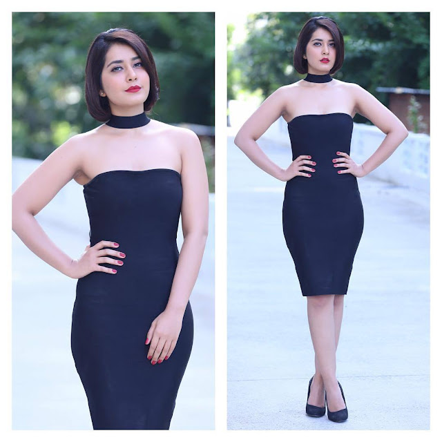 Raashi Khanna Stills at launch of Longines Watches