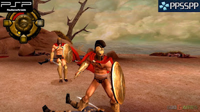 300 – March to Glory PSP Iso Download For Android