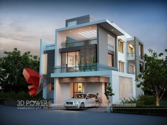 3d images of bungalows