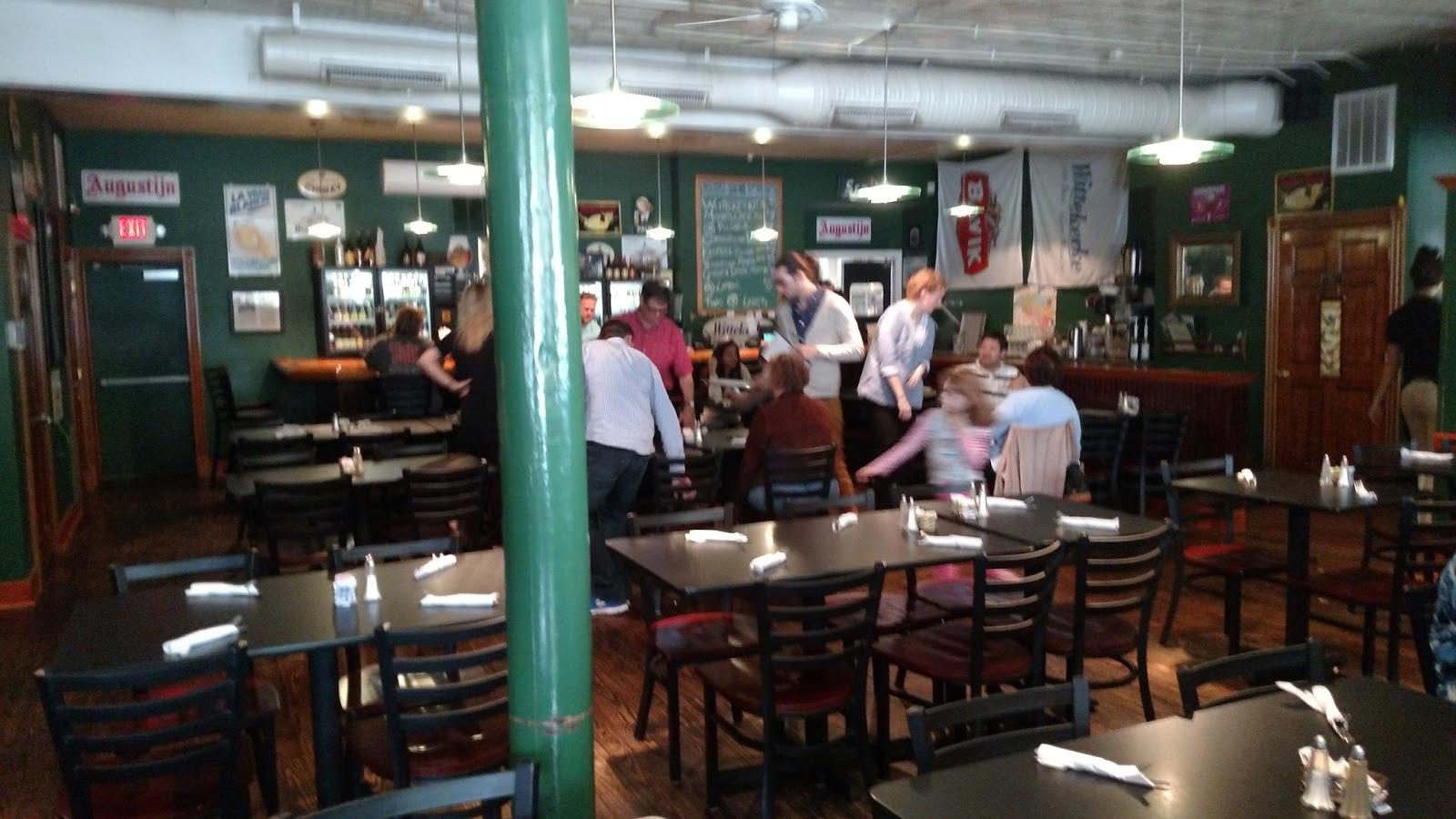 Pig Out Spots Café Bruges Carlisle Pa