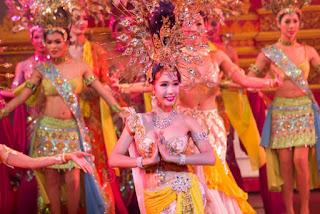 Tiffany's Ladyboy Cabaret Show, Pattaya