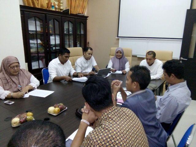Tim Badan Keahlian DPR RI Kunjungi FAH UIN Ar-Raniry