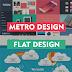 Apa bedanya Metro Design dan Flat Design?