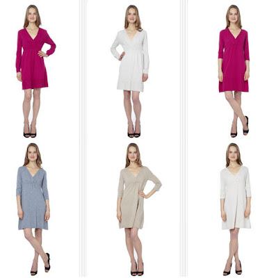 Vestidos de la firma Balmain