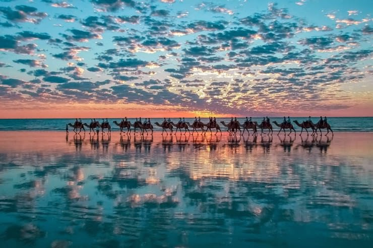 24. Cable Beach, Broome, Kimberley, Australia - 29 Most Exciting Beaches to Visit