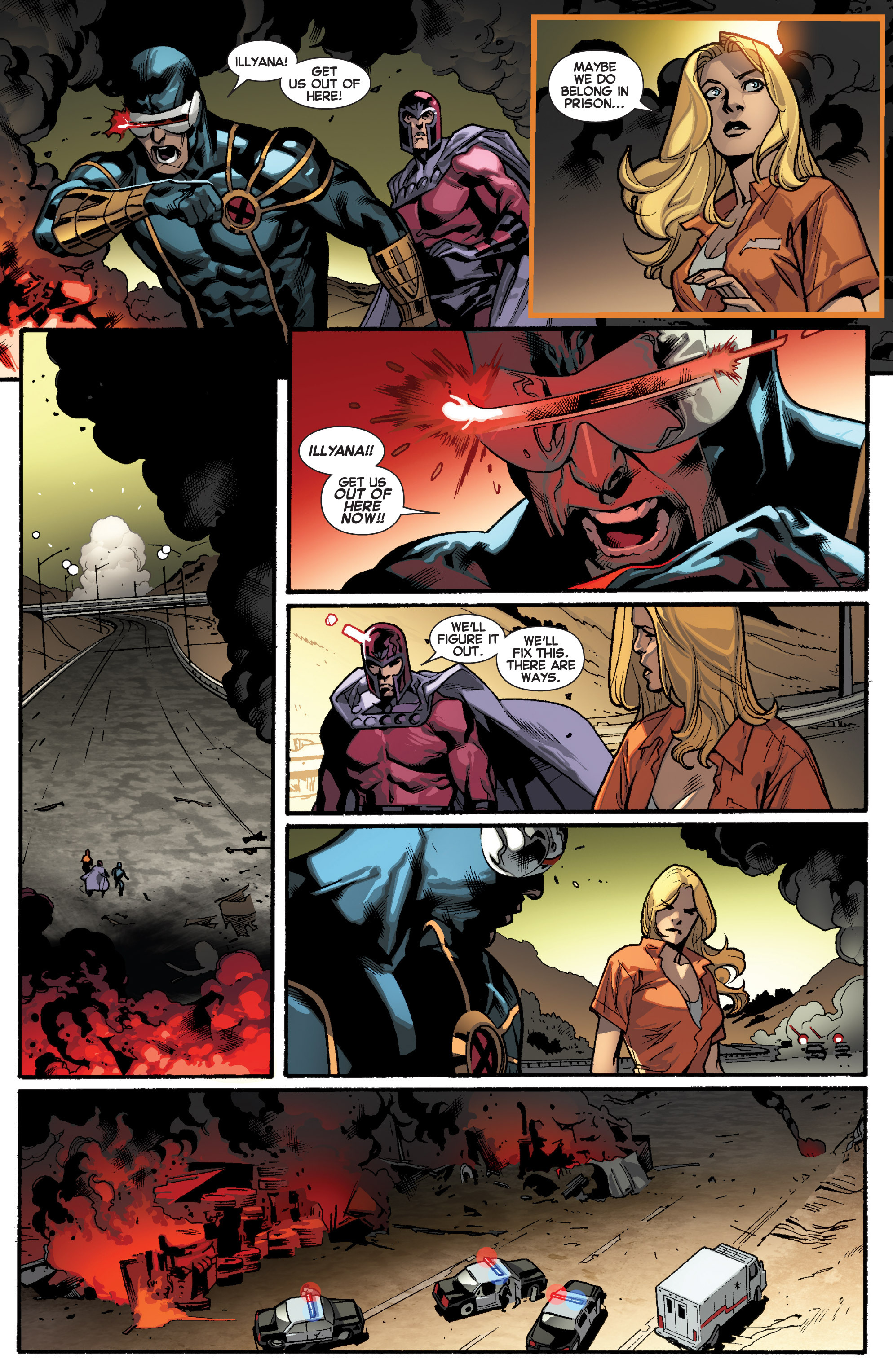 Read online All-New X-Men (2013) comic -  Issue # _Special - Yesterday's X-Men - 57