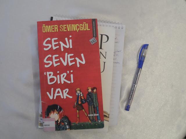 Seni seven biri var kitabı
