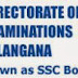 Telangana D.Ed First year and Second year Results