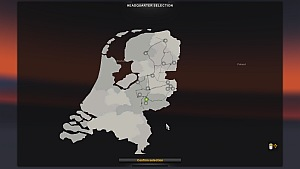 ETS 2 Dutch Map