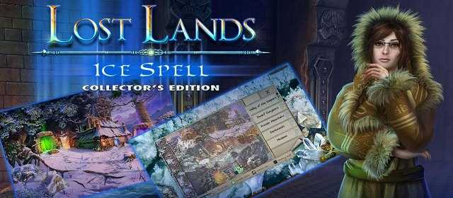 Lost Lands Android Ice Spell Apk indir Oyun