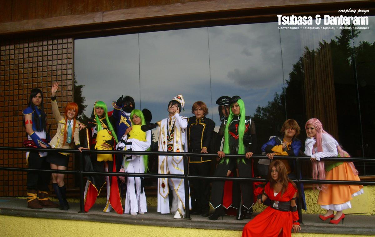 Octubre 2011: Concomics Music Morelia 8 Y 9 Octubre 2011