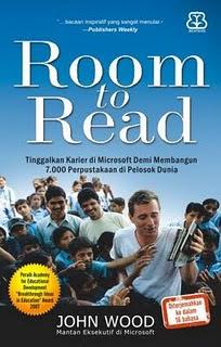 John Wood, Room to Read