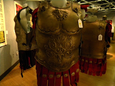 roman Centurion uniform from Ben-Hur