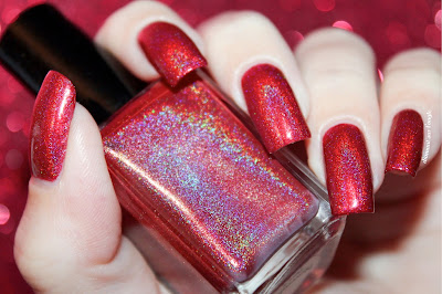 "Swatch of the Nail Polish ""November 2013"" by Enchanted Polish"