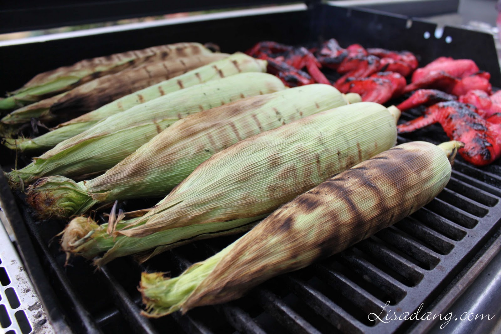 Dang It Delicious: Grilling Corn on the Cob on a Gas Grill