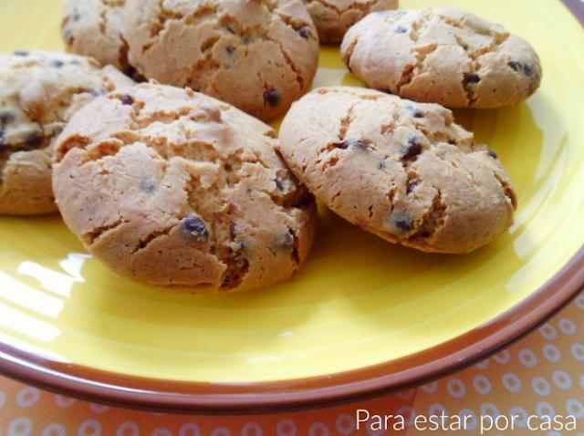 """Cookies Americanas O """"galletas Adictivas"""""""
