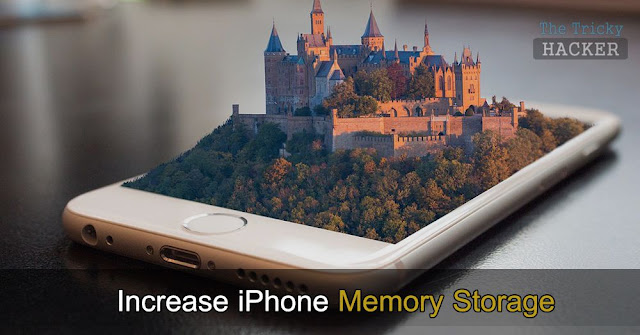 How To Increase Memory Of Your iPhone Effectively