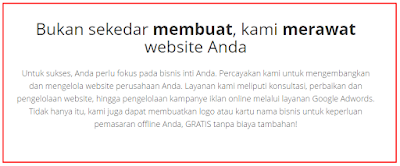 Hostinger Merawat Website Anda