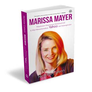 Marissa Mayer: Penyelamat Yahoo dari Kebangkrutan