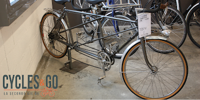 Routens tandem Cycles & Go