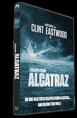 o filme alcatraz fuga impossivel dublado