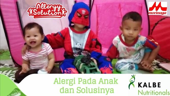 Alergi Pada Anak dan Solusinya