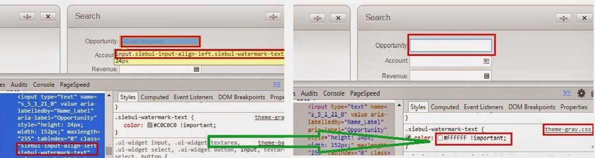 CSS in Siebel Open UI - techonestop.com