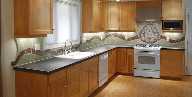 gambar dapur minimalis ukuran 2x2