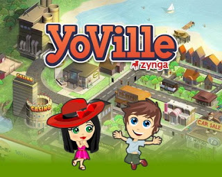 YoVille Game