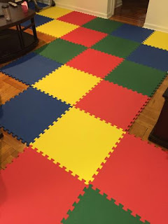 Greatmats kids play mats foam tiles in living room safe surface