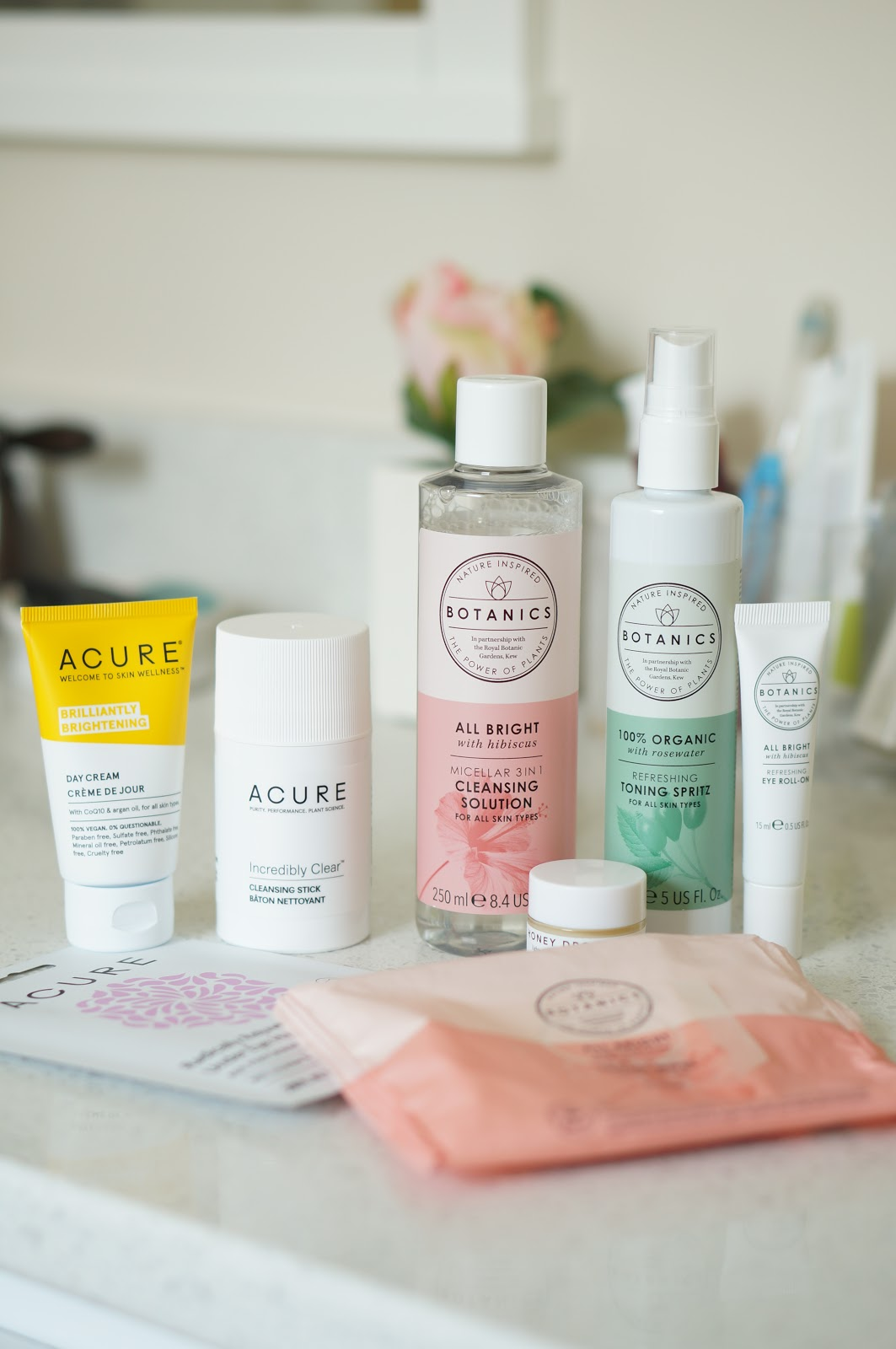 Popular North Carolina style blogger Rebecca Lately shares the recent additions to her cruelty free skincare routine.  Check it out to see what she's been using!
