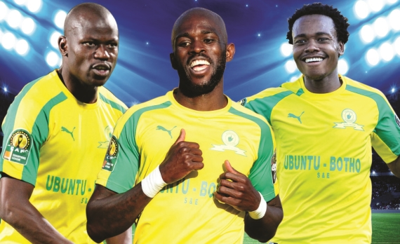 Mamelodi Sundowns will look to finish the job in Egypt after winning 3-0 in the first leg.