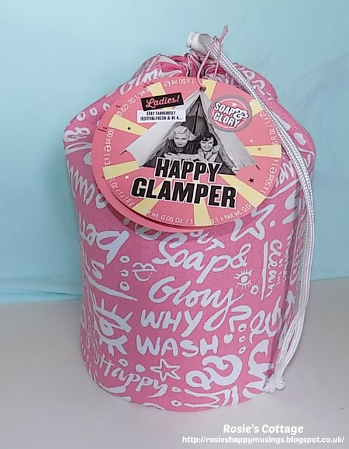Soap and Glory's Happy Glamper Kit