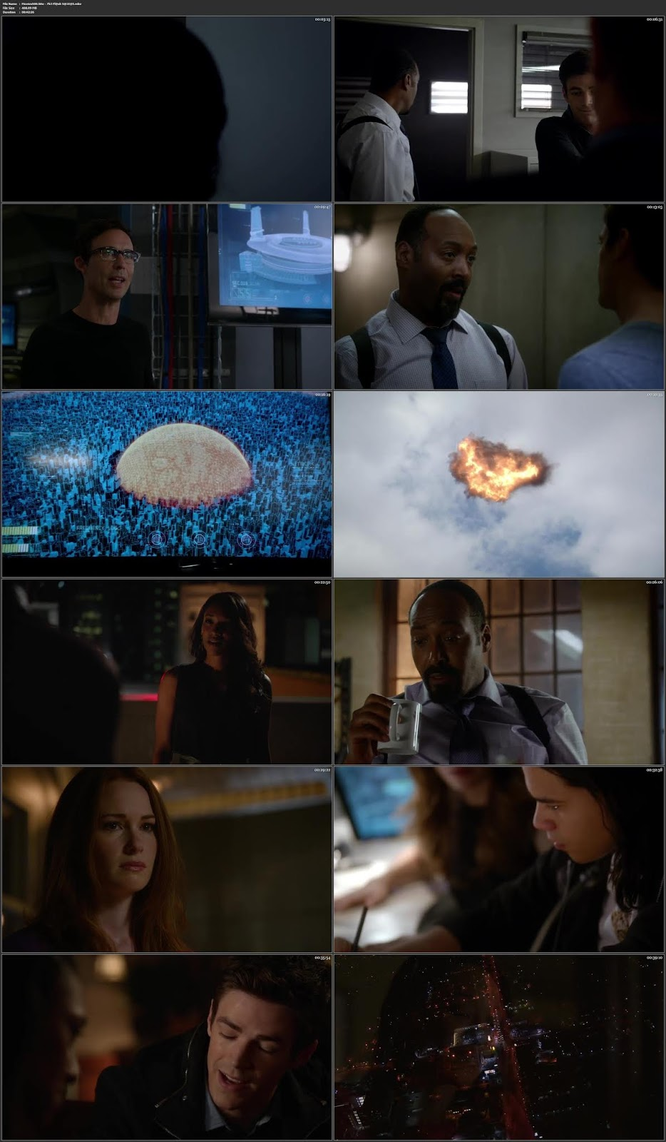 The Flash Season 01 Episode 05 Dual Audio Hindi BluRay 720p