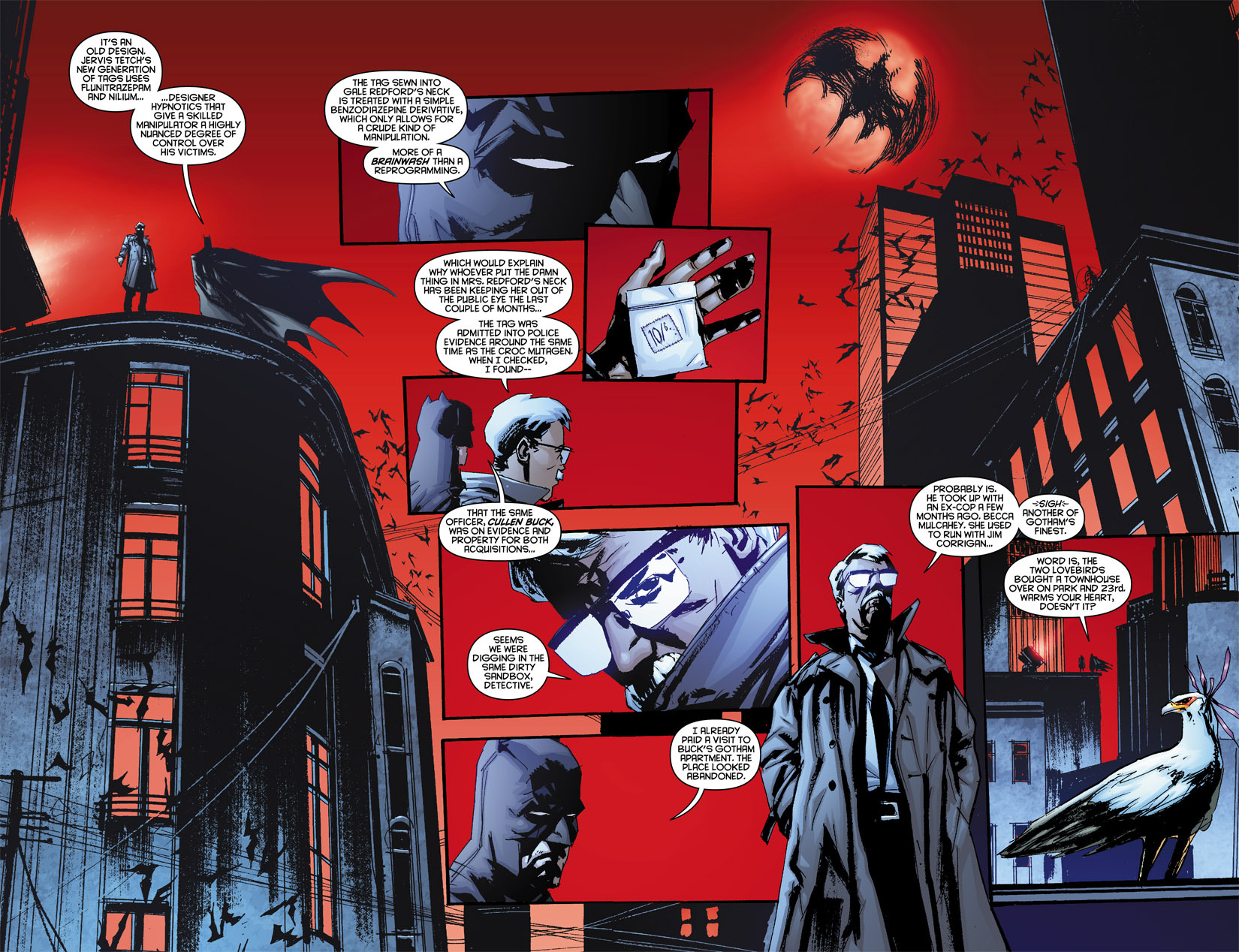 Detective Comics (1937) 871 Page 14
