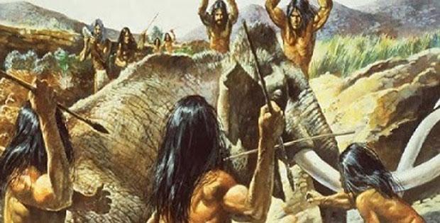 Zaman Paleozoikum , Zaman Mesozoikum Zaman, Zaman Neozoikum (Kainozoikum)