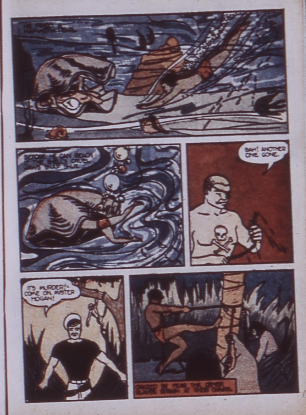 Read online WHIZ Comics comic -  Issue #3 - 45