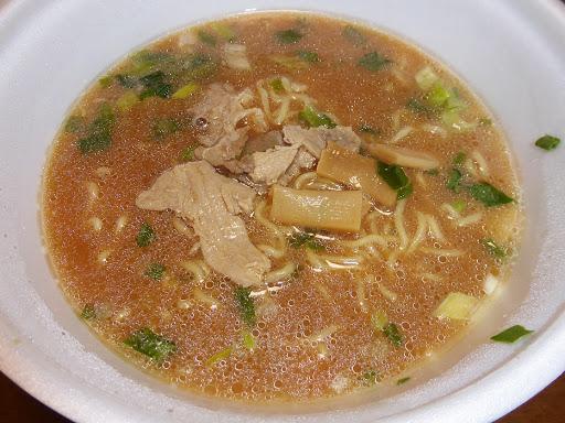 【マルちゃん(東洋水産)】ラーメン横綱 豚骨しょう油〔即席カップ麺〕