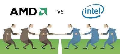 AMD atau Intel - Cara Merangkai Komputer Untuk Warnet