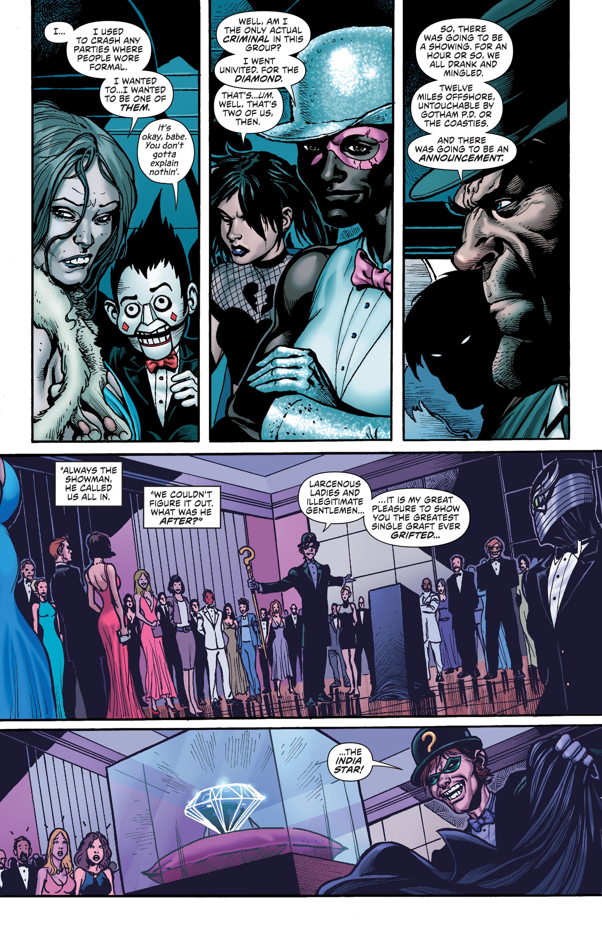 Read online Secret Six (2015) comic -  Issue #5 - 17