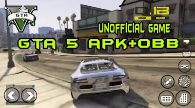 Download GTA 5 + OBB APK + Data Android