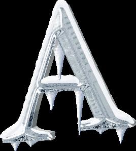 Alfabeto Congelado.
